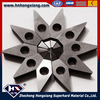 Pcd blank pcd/pcbn cutting tool insert for automotive