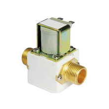 "1/2"" Self-Hold Pulse Solenoid Valve Male Gas Water Low Power Long Life Latching Valve"