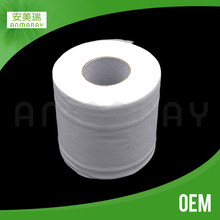 1 ply recycled tissue roll toilet paper