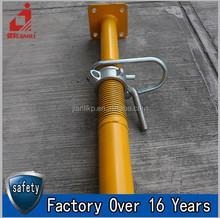 China Wholesale Adjustable Steel Prop For Scaffolding Beam Support