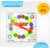 TWISTER GAME,snakes&ladder game, game card stand