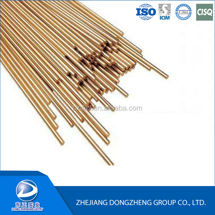 AWS A5.7 Brass Welding Rod