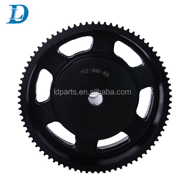 HTD XL Type Tooth Aluminum Timing Belt Pulley for Motor Parts
