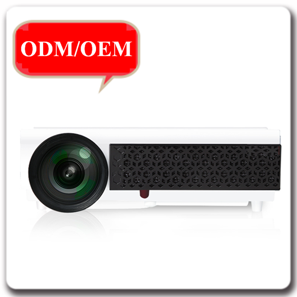 2016 1080P Multimedia low cost fisheye lens LED Wireless WIFI led Projector