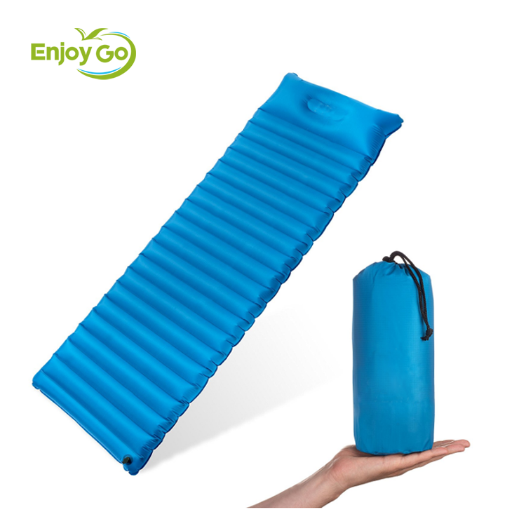 Outdoor Camping Mattress Inflatable Pad Ultra light