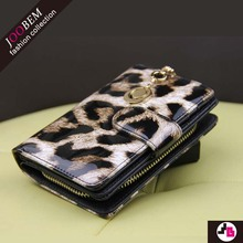 High quality factory price lady's fashion wallet