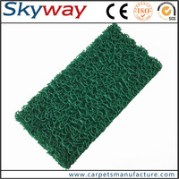 Factory direct sales different types of carpet with PVC anti slip material
