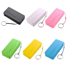 Input Output 5V 5600Mah Mobile Power Bank Charger for Samsung Mini i9300 n7100 htc