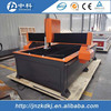 Carbon steel and stainless metal cnc plasma cutting machine/quality promised cnc plasma metal cutter