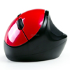 Ergonomic Vertical Wireless Optical Mouse, wireless mouse, MW-060