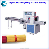 Automatic Agarbatti packing machine