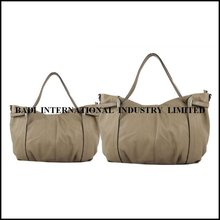2012 grey small large size genuine leather high fashion leather bags