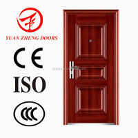 Top brand cheap indoors steel security door design