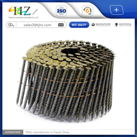 Q235 iron coil nail making machine pallet coil nail made in China
