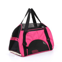 Soft Sided Dog Carrier Portable Dog Travel Carrier Pet tote