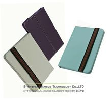Folio PU Leather Stand Folding Flip Cover Case for 7 inch Universal Tablet Case