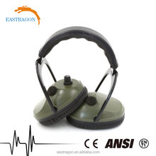 Electronic Ear Muff for Shooting Game