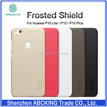Nillkin Frosted Case For HUAWEI P10 / P10 Plus Hard Plastic Back Cover Screen Protector For Huawei P10 Lite