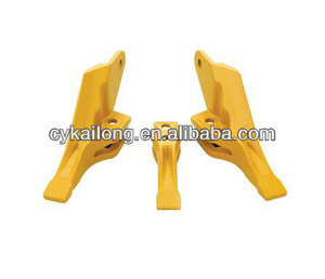 ZL50G wheel loader bucket tooth, wheel loader spare part, construction machinery parts