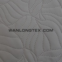 ultrasonic weave style polyester oxford fabric for upholstery decoration