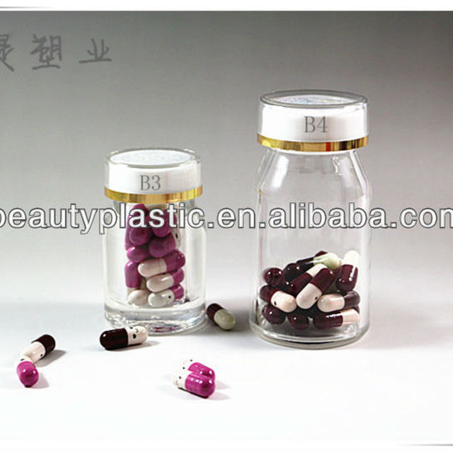 crystal apothecary jar bell container