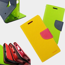 high end quality pu leather wallet leather case for nokia lumia 1520
