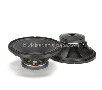 RCF Full Range Super PA Subwoofer 15 Inch Woofer L15P530 dj bass speakers,