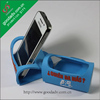 Most popular products promotional gift soft pvc mobile phone holder