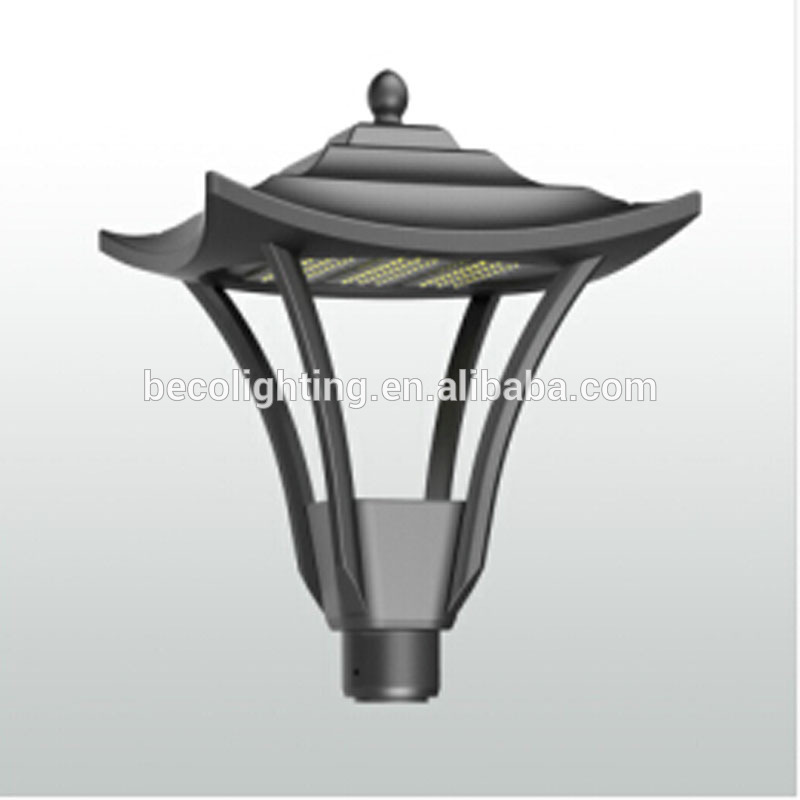 Waterproof exterior traditional industrial garden lamp LED 50w for sales
