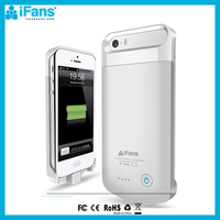 Universal for iPhone5 Battery Case 2200mah for iPhone5 5s 5c Battery Case