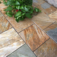 Natural Decorative Rusty Slate Paving