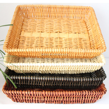 handmade round wicker fruit basket wicker fruit tray wicker bread basket