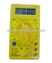 high quality pocket size dt-830b digital multimeter