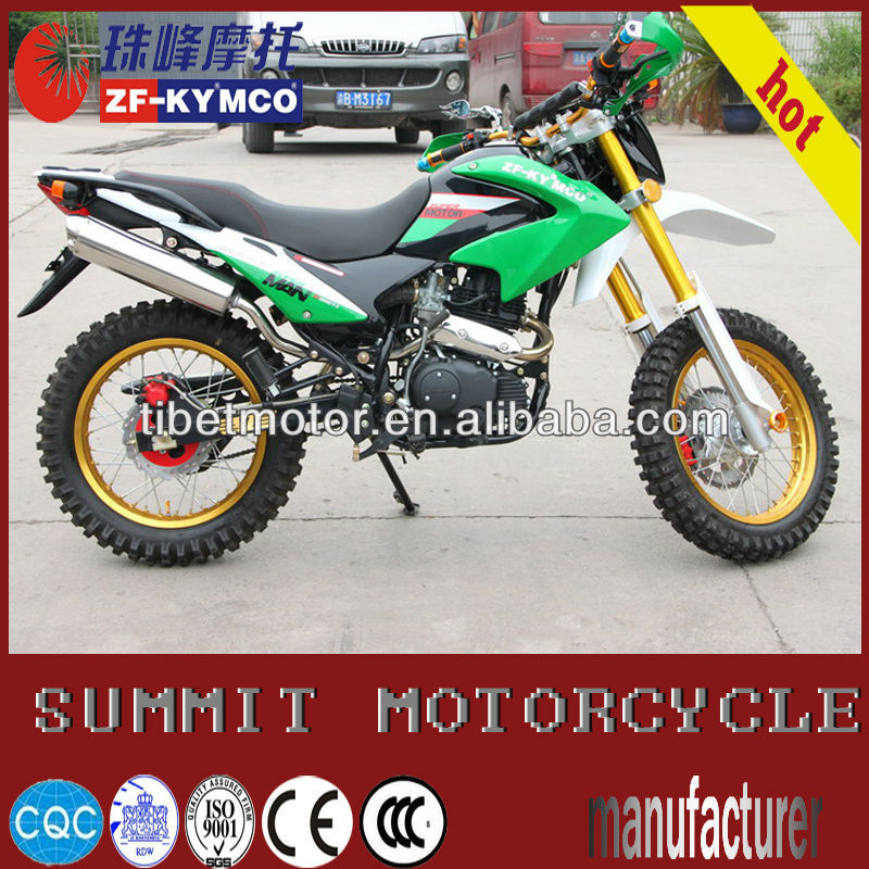 New 200cc off road brand motorbike ZF200GY-5