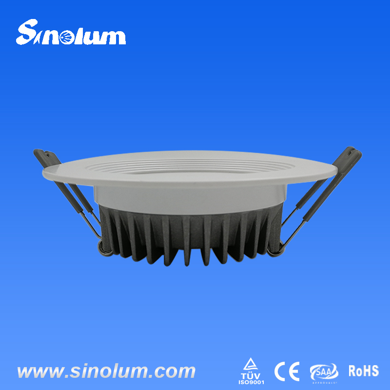 Modern design 30w recessed cob led downlight from China famous supplier