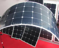 150w Semi Flexible Solar Panel
