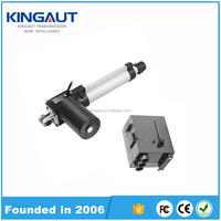 12V 300Mm Stroke 500Kg Force Linear Actuator for Remote Control