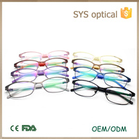 Fashion wire frames optical , new model eyewear frame glasses