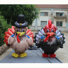 Quality Turkey Inflatable Advertising Costumes For business Show
