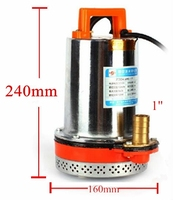 mini dc motor 48v dc water pump low voltage mini dc water pump