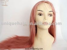 Crazy color/Red color human hair lace wig