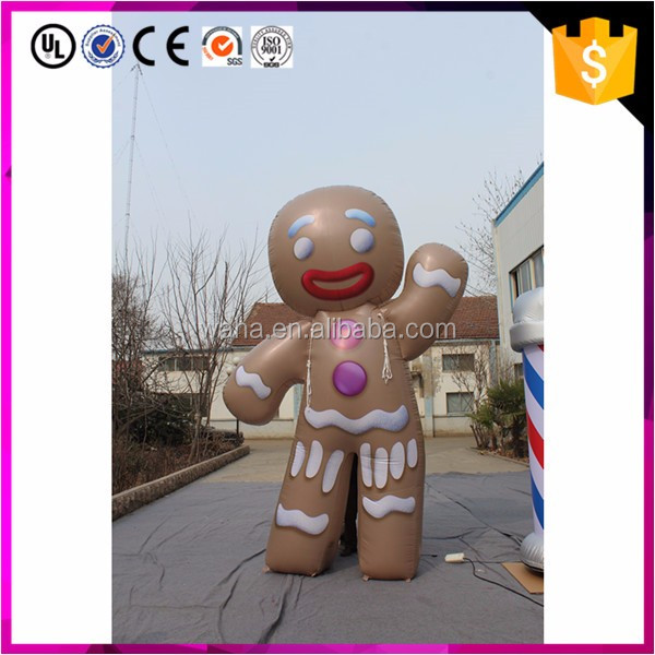Best quality hot selling inflatable dolls pictures cartoon for advertising