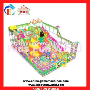 Naughty Castle soft foam playground equipment