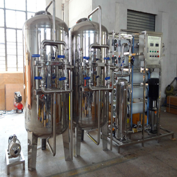 industrial ro plant reverse osmosis system battery water machine