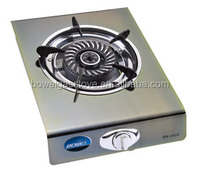 Kitchen Portable Gas Cooking ,Stainless Steel Gas Stove ,Single Burner Gas Hob