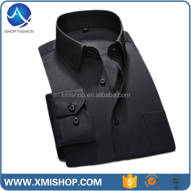 2017 Top Brand Men Dress Shirt Manufacturers