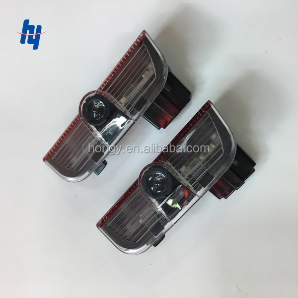 wholesale VW logo Door Light/Car LED Logo Light/auto car parts accessories