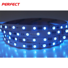 New 5050 RGB led strip , wifi and DMX controllable strip , Magic RGB lighting with IC
