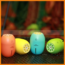 Lemon light USB Power Aroma Diffusers Mist Maker Essential Oil Diffuser