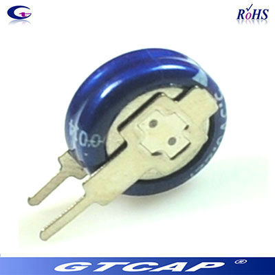 5.5volt super capacitor 1 farad coin ultra power capacitor